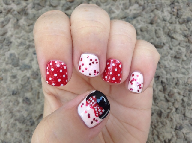 Disney Girl Challenge: Minnie Mouse