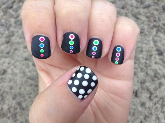 Matte About Dots