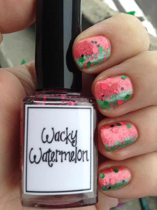 Wacky Watermelon Bottle