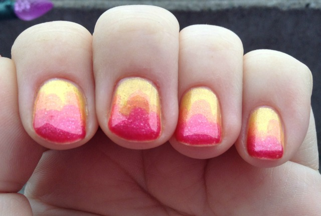 Tequila Sunrise Fingers