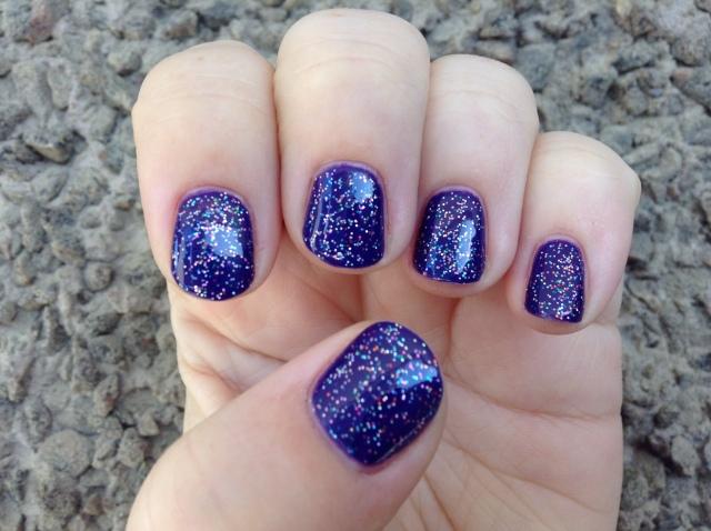 Rainbow Sprinkles Hands
