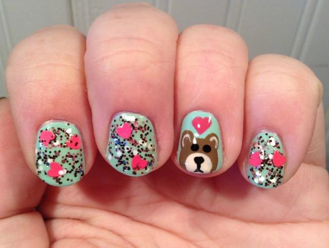 Beary Nice Fingers