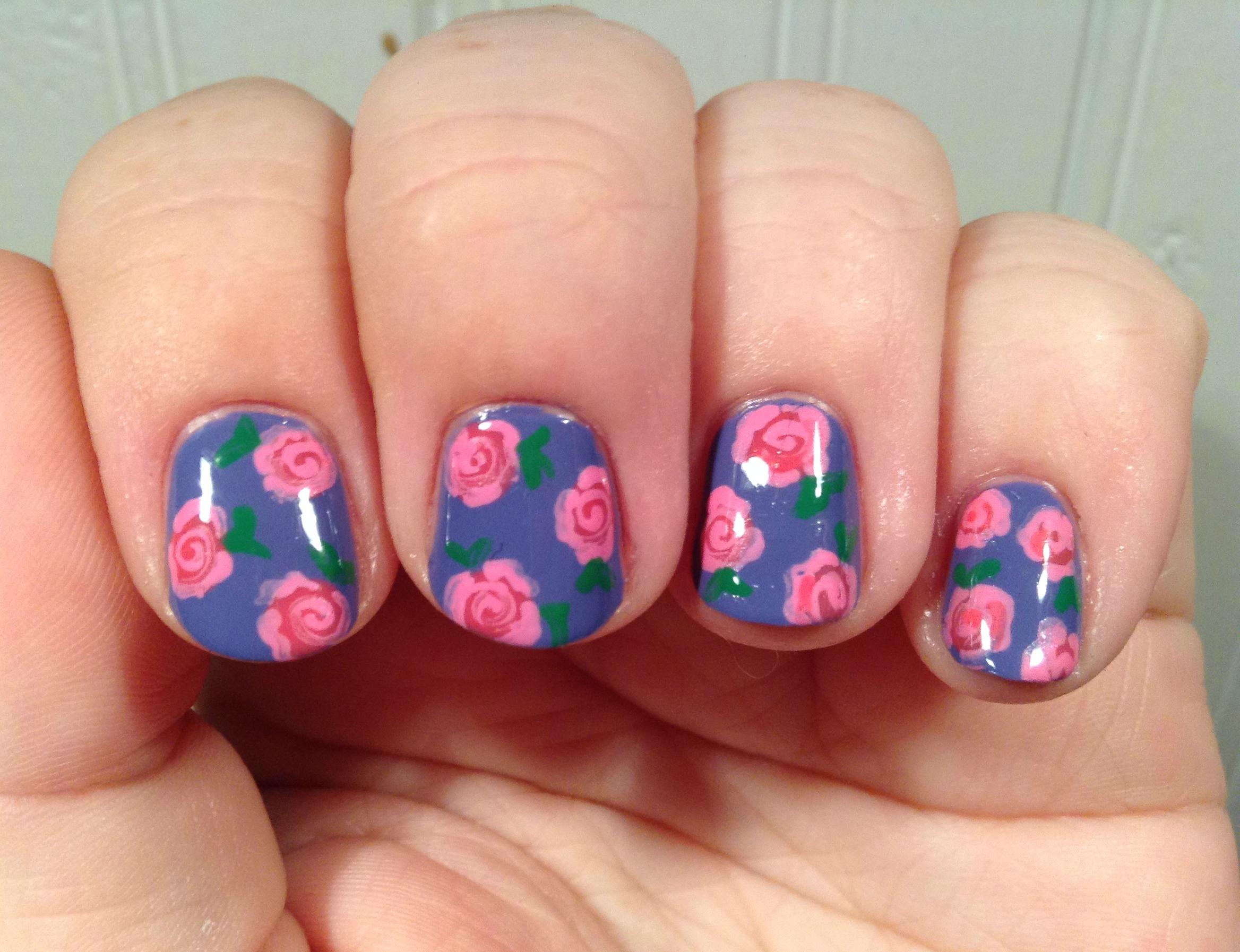 Rose Fingers