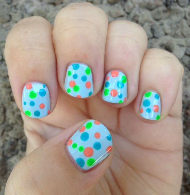 Dotted Hand