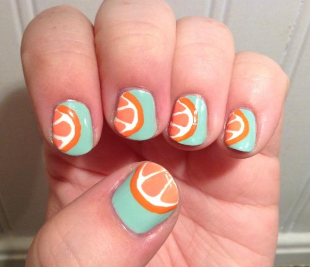 She Wore Tangerine