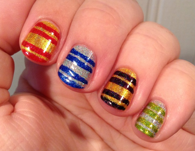 Holo Potter Fingers