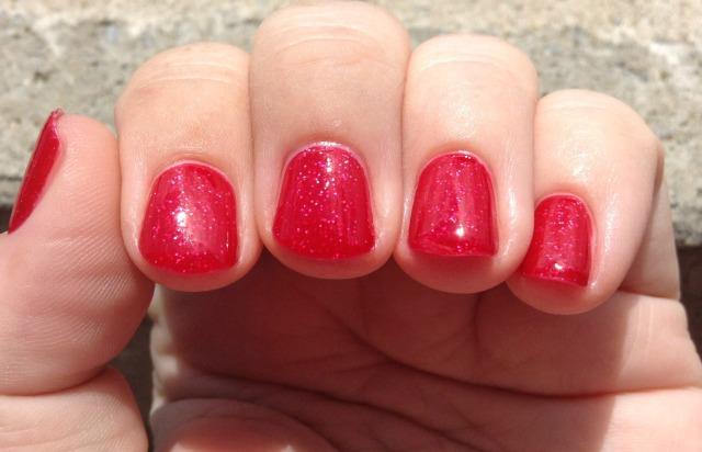 Rhubarb Custard Fingers
