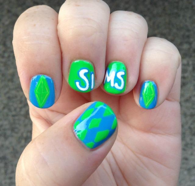 Sims Hand