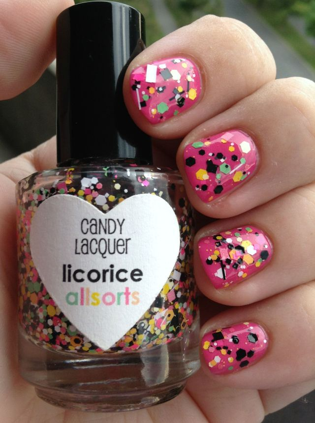 Anniversary Mani Bottle