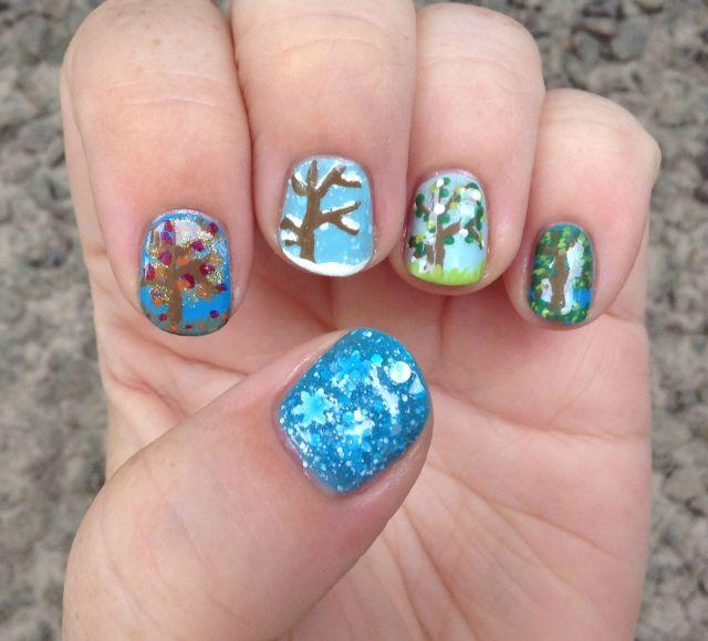 Four Seasons Hand