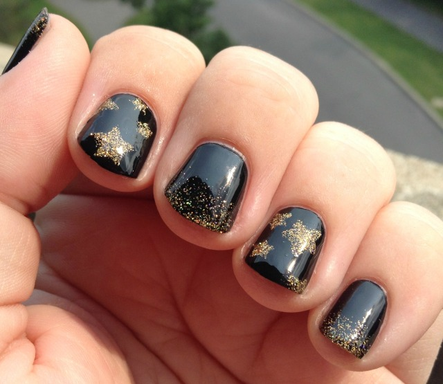 Gold Star Fingers