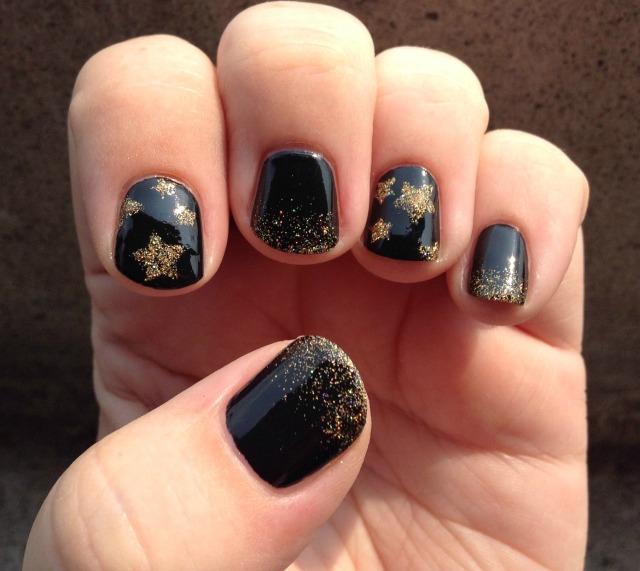 Gold Star Hand