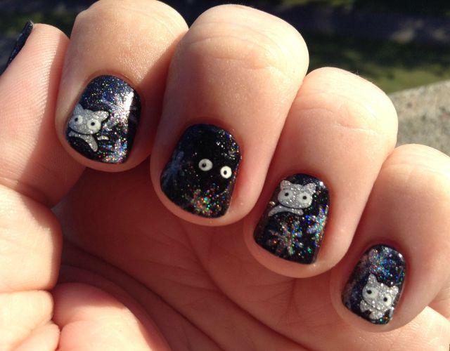 Space Kitties Fingers