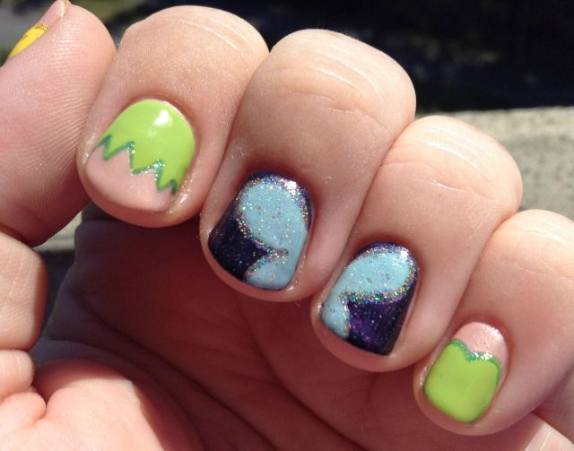 Tink Fingers Sun