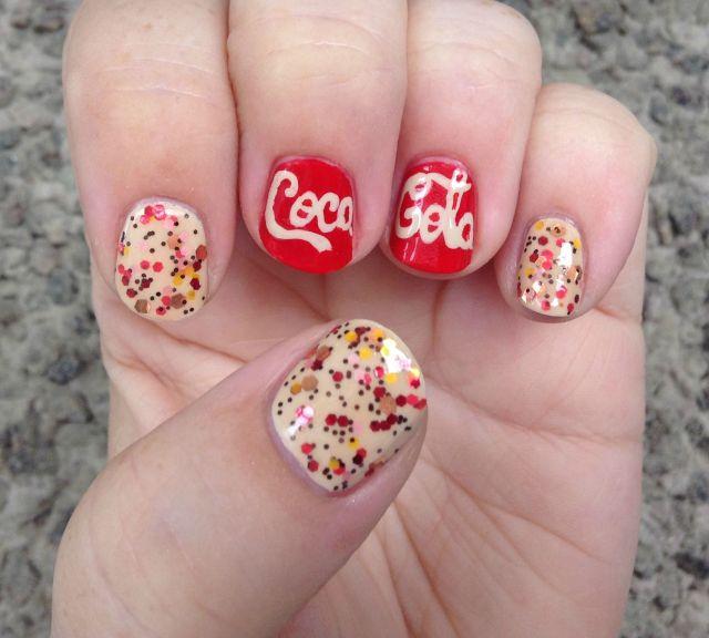 Vanilla Coke Hand