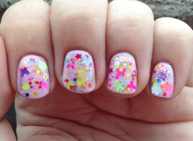 Butterfly Candy Fingers