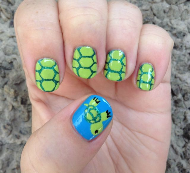 TurtlePowerHand