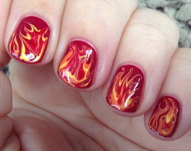 Burn Fingers
