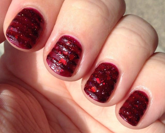 Cranberry Jelly Fingers Sun