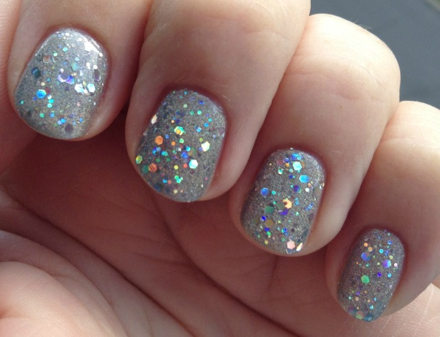 Disco Ball Fingers