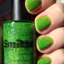 Not Your Mama's Easter Grass - Smitten Polish
