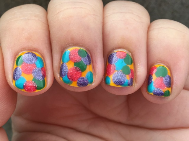 Crunch Berry Fingers