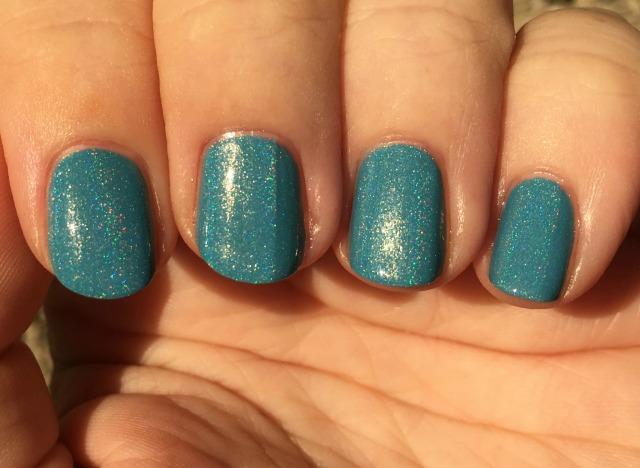 September 2015 Sun Fingers