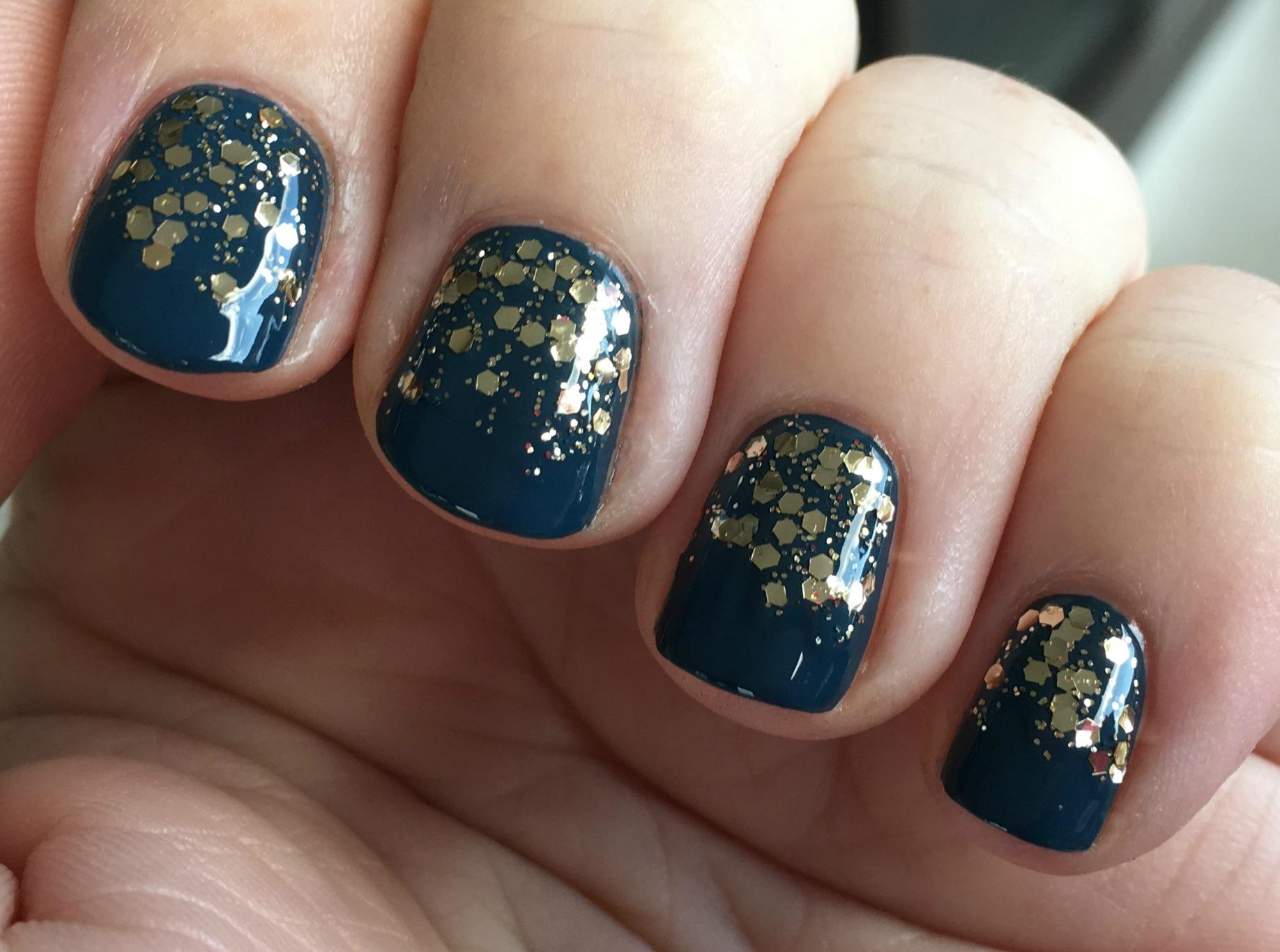 Gold Fingers Side