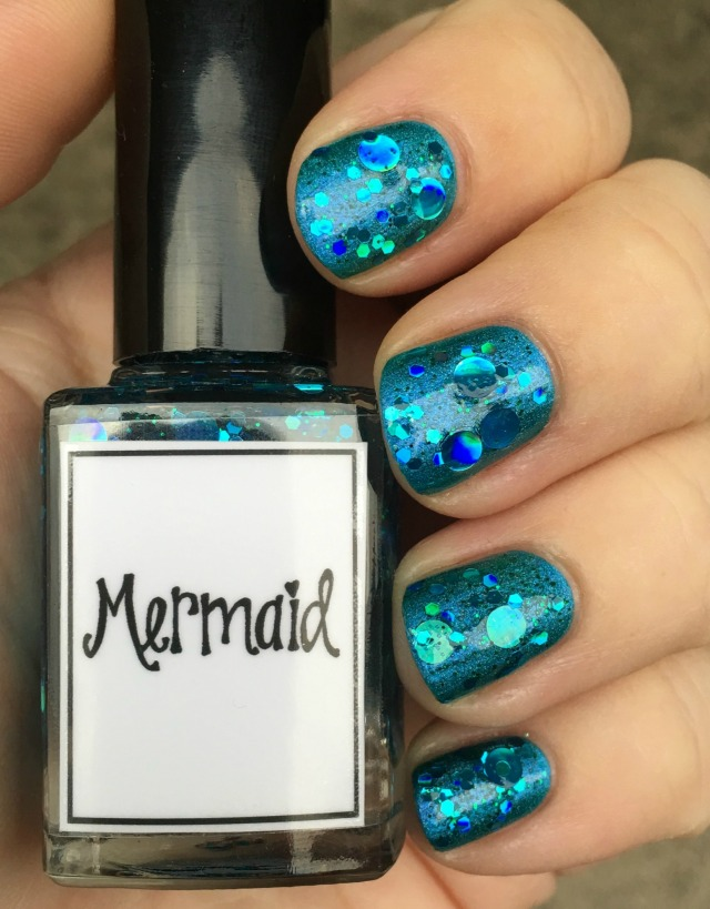 Mermaid Bottle