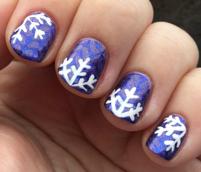 Snowflake Sweater Angle