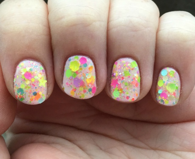 Confetti Fingers