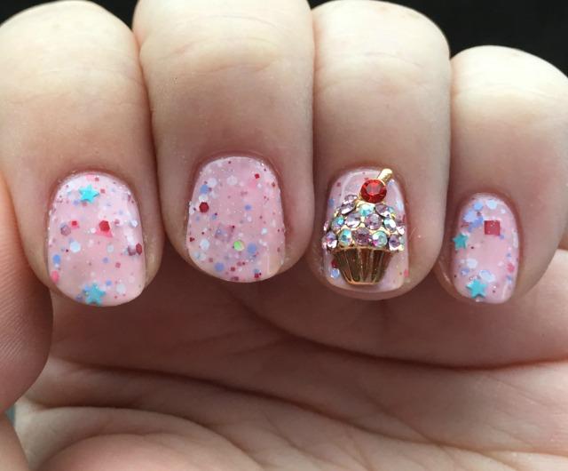 Cupcake Fingers