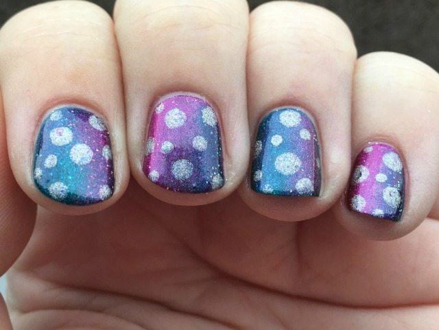 Holo Gradient Dots