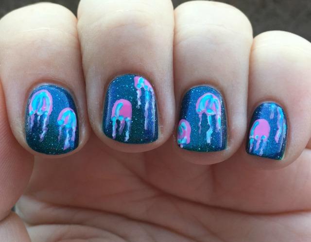 Jellyfish Fingers