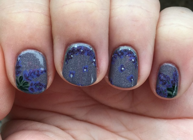 Lavender Fingers