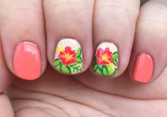 Hibiscus Fingers