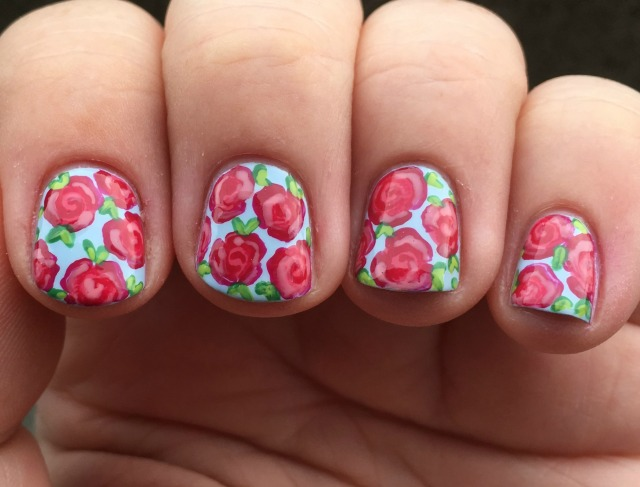 Lilly Roses