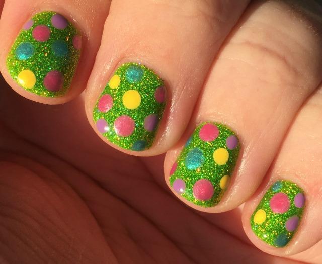Eggy Fingers Sun