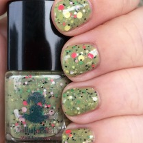 Look at the Flowers, Lizzie - Dollish Polish