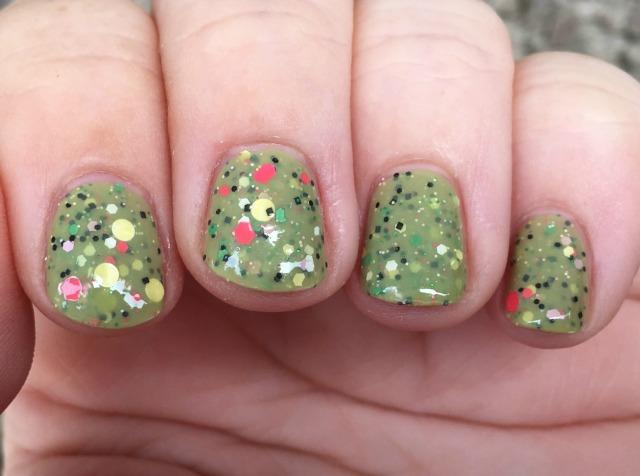 Lizzie Fingers 2