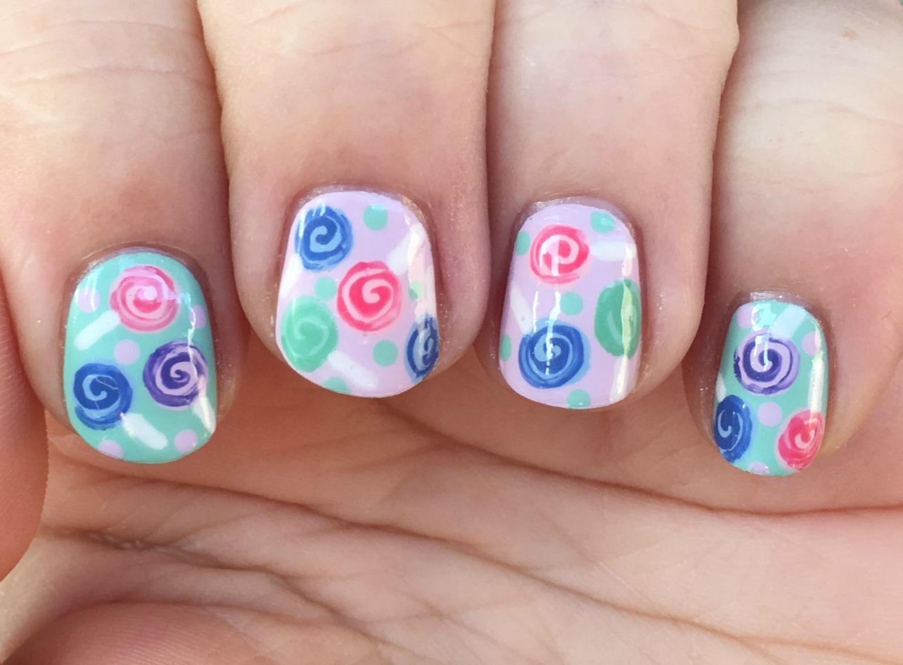 Lollipop Fingers