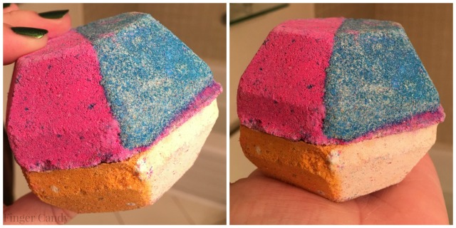 Bath Bomb Collage