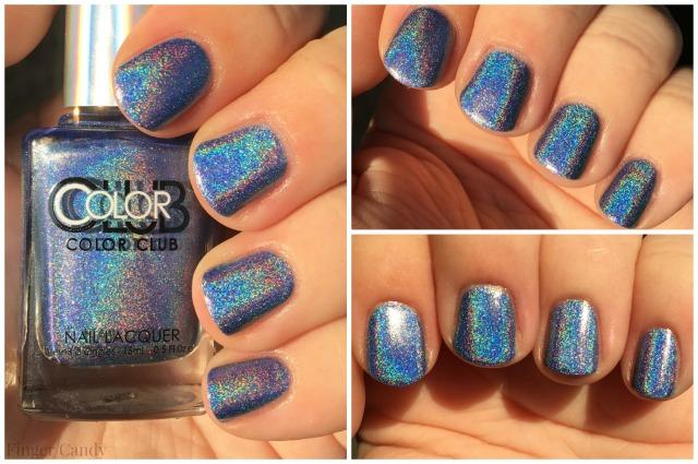 Blue Baller Collage