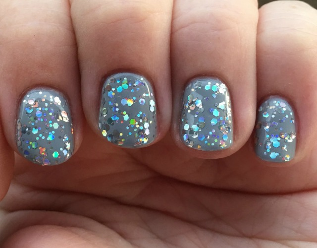 Disco Ball Fingers Shade