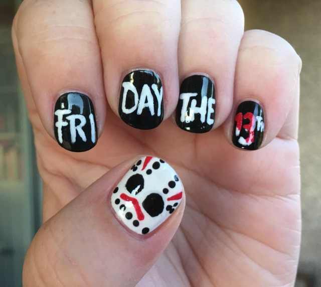 Friday the 13th Hand