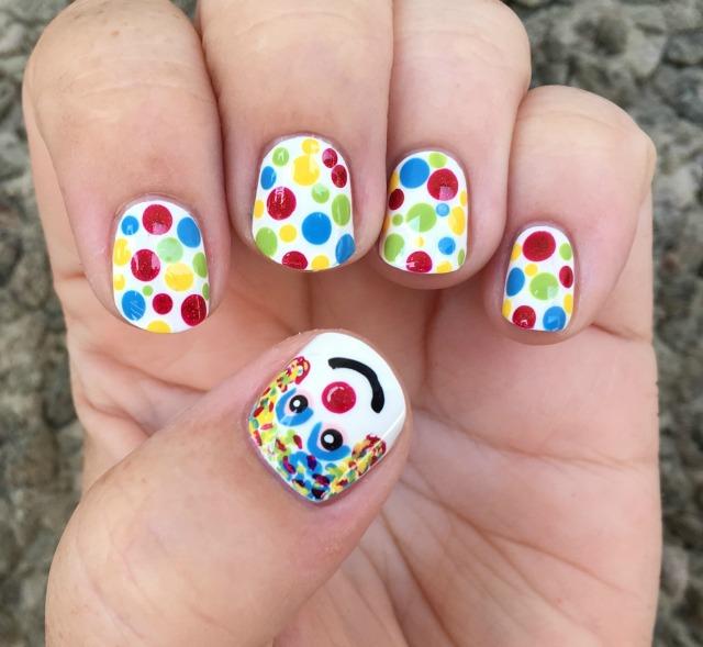 Clown Hand
