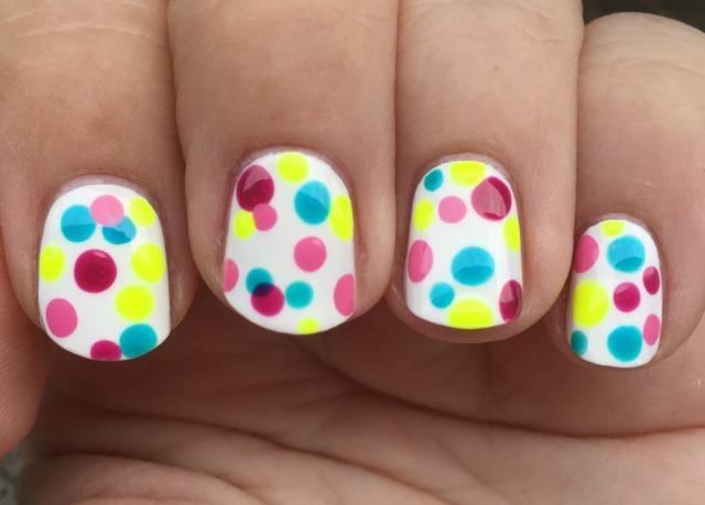 Hot Dots Fingers