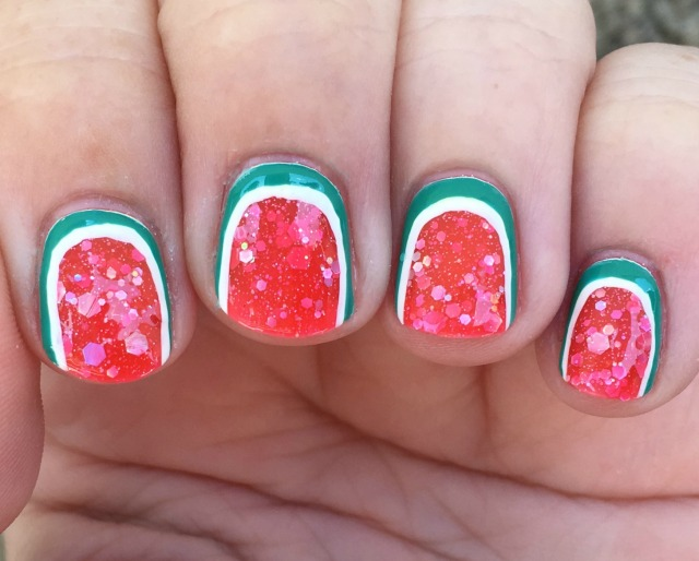 Watermelon Slices Fingers Shade