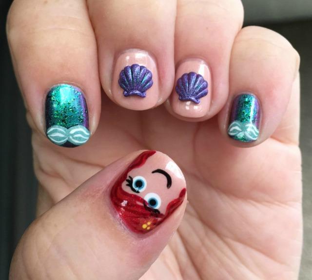 Ariel Full Hand