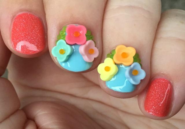 Floral Fingers 1